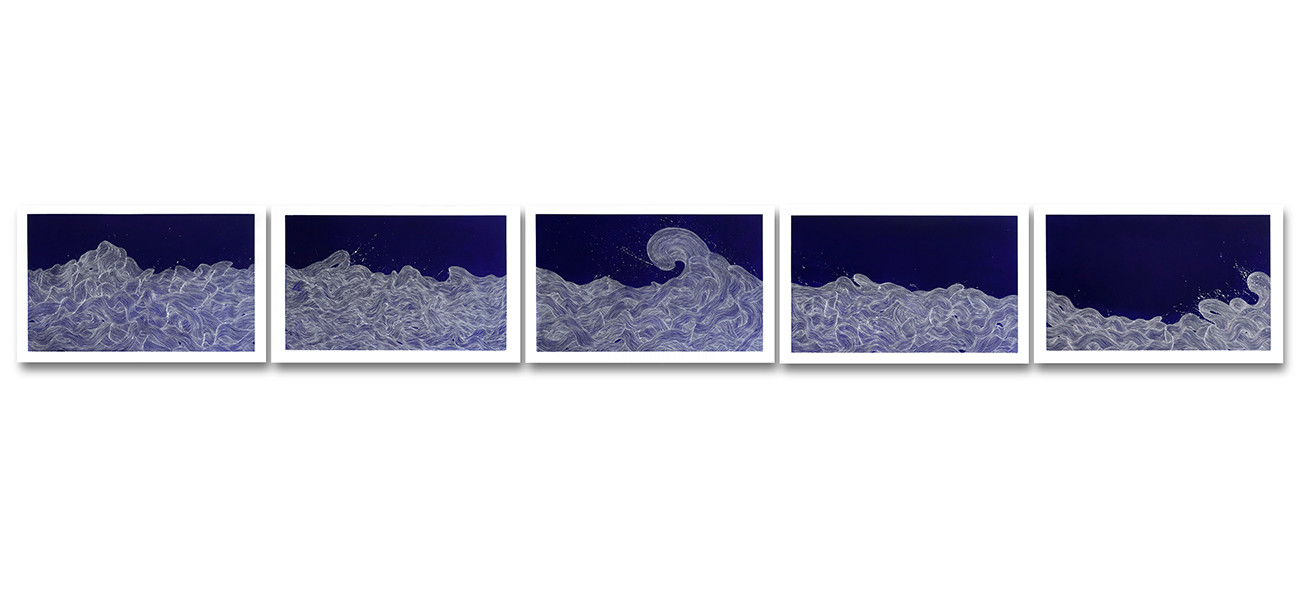 Suo Yuan Wang - Inner landscape I-V