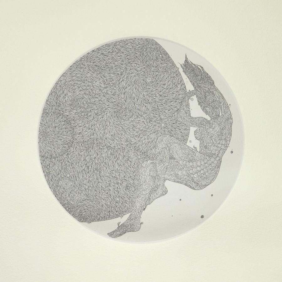 Suo Yuan Wang - Eclipse lunaire 1