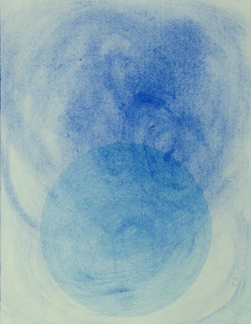 Suo Yuan Wang - Monochrome - Bleu 002