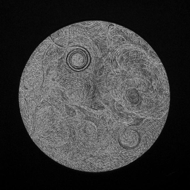 Suo Yuan Wang - Lune Noire ( le toucher d'une autre ) - 2