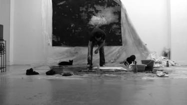 Dans l'atelier (été 2008)