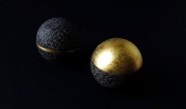 Les Sphères à la dorure